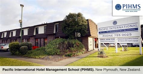 Mba Colleges In New Zealand by Pacific International Hotel Management School Study And