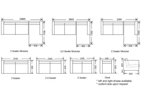 Sectional Sofa Design: Sectional Sofa Dimensions Standard