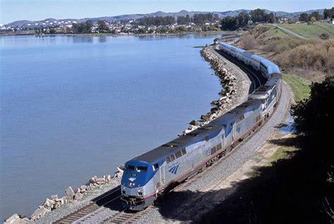 train travel trip report the amtrak coast starlight the