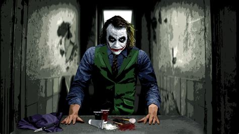 wallpaper of batman joker batman joker wallpapers wallpaper cave