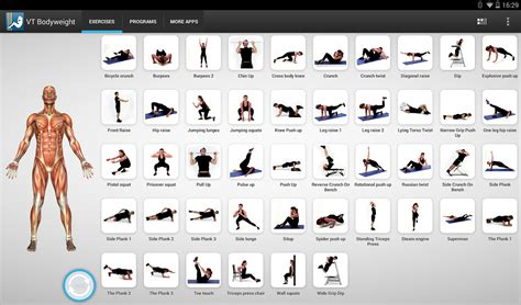 trainer bodyweight android apps on play