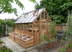 Post And Beam Barn Home Kits Kingsbromley Cedar Greenhouse