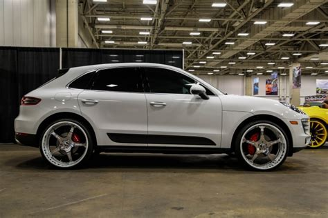 custom porsche wheels custom porsche cayenne on forgiato wheels big rims