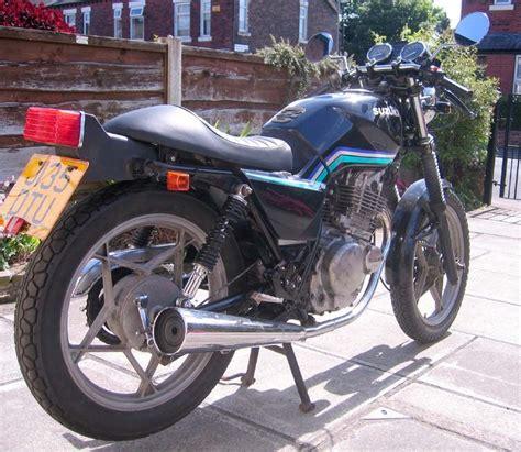 Manchester Suzuki Suzuki Gn250 Cafe Racer Manchester Motorbikes Scooters