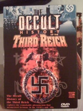the occult history of the third reich occult biography of the occult history of the third reich movie dvd usa