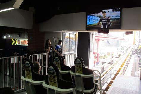 Exclusive Topi Moto Gp Motor Gp Bordir Baca Deskripsi Terbaru roller coaster di trans studio bandung ini cuma ada 3 di dunia