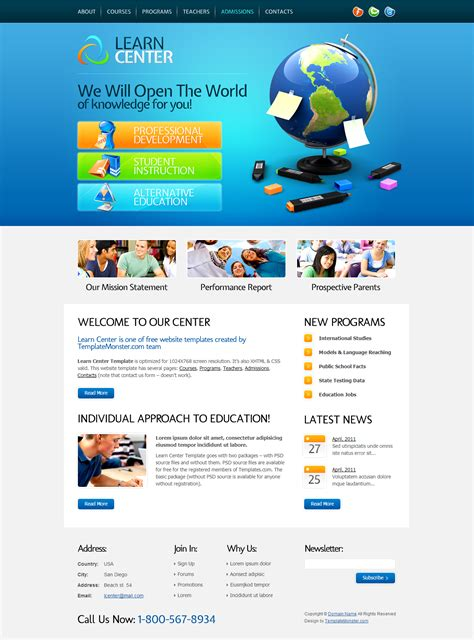 templates blogger education 20 education blogger templates free download