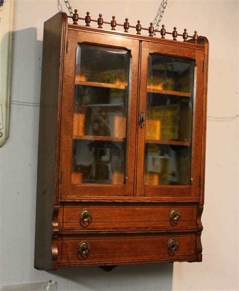 oak cabinets with glass doors bargain john s antiques 187 blog archive antique oak wall