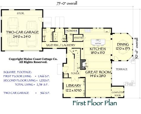 cottage company floor plans shingle style cottage floor plan david neff pinterest