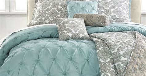 jasmine blue  piece queen comforter set bed bath pinterest comforter sets king