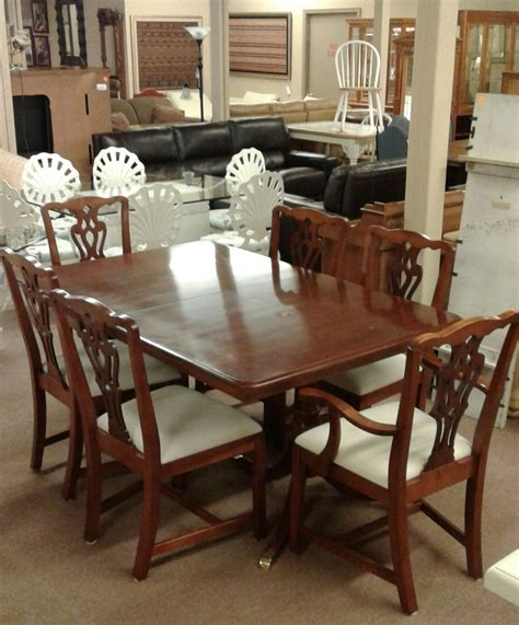 Pennsylvania House Dining Room Furniture Pennsylvania House Dining Set Delmarva Furniture Consignment