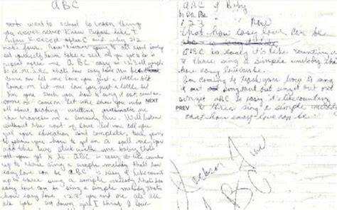 day lyrics abc may on this day in michael jackson history mj april