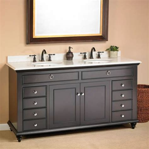 bathroom double sink cabinets 25 best ideas about double sink vanity on pinterest