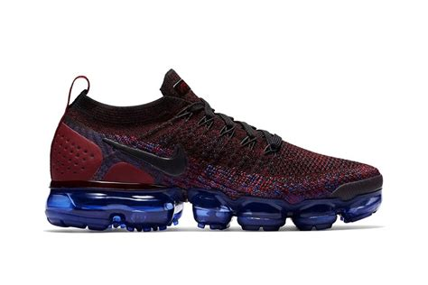 nike air vapormax flyknit  team red womens release date
