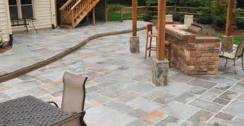 Concrete Stamped Patio by Stamped Concrete Photos Designs And How To The