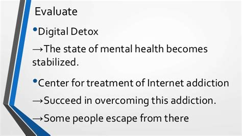 Digital Detox Restart Center by How To Survive Society
