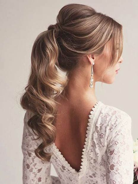 fashion forward hair up do 25 elegant ponytail hairstyles for special occasions