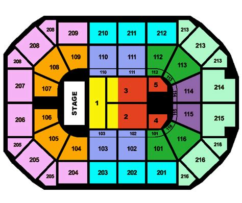 allstate arena seating chart imagine dragons allstate arena tickets march 13 2014 at