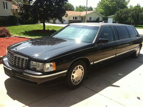 how to learn all about cars 1998 cadillac catera instrument cluster find used 1998 cadillac limousine 6 door in chicago illinois united states for us 5 499 00