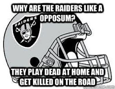 Raiders Suck Memes - raiders suck memes in honor of charles woodson picking