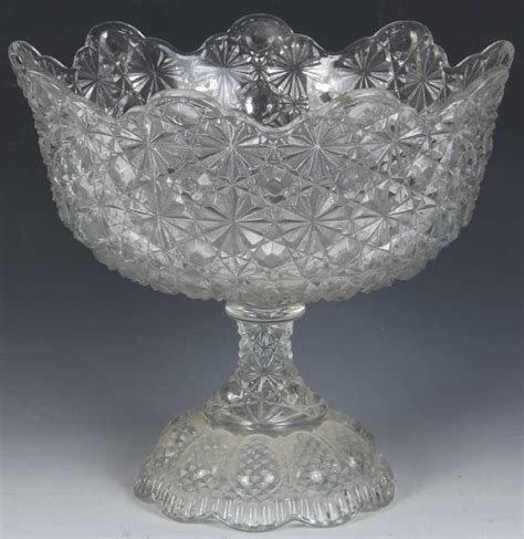 pattern glass definition daisy and button pattern glass compote