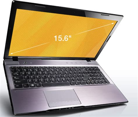 Second Laptop Lenovo Z360 lenovo ideapad z570 up for sale with metal at 699