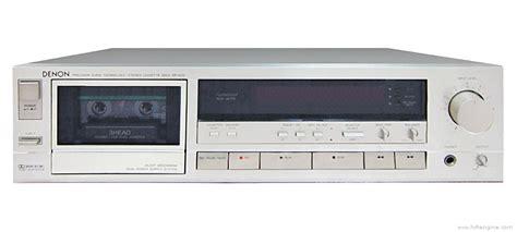 denon cassette deck denon dr m20 manual stereo cassette deck hifi engine