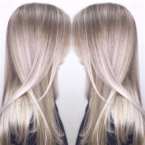 most beautiful blonde otc dye popielaty blond czyli twoje włosy mogą wyglądać