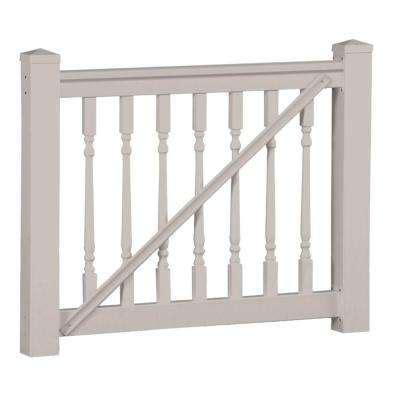 stair railings deck porch railings the home depot vinyl