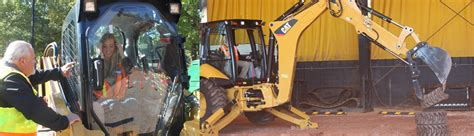 Caterpillar Mba Internship by Mba Supply Chain Fellows Spend A Day In The Dirt At