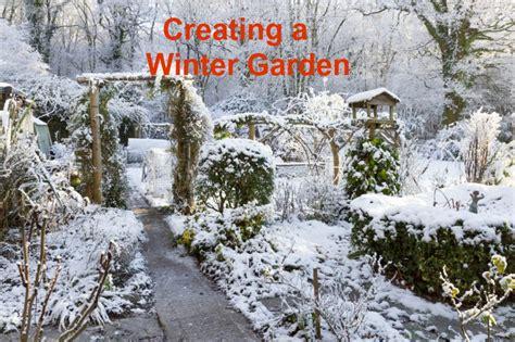 Winter Garden by Creating A Winter Garden