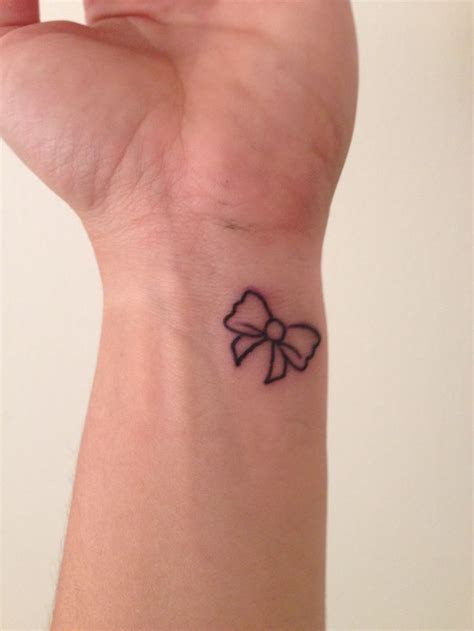 cute wrist tattoos for women best 25 bow designs ideas on bow