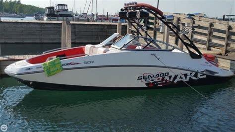 sea doo boats wake sea doo 230 wake 2011 for sale for 50 900 boats from