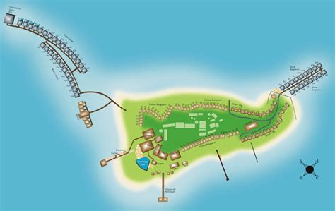 Mediterranean Floor Plan by Velassaru Maldives Lets Go Maldives