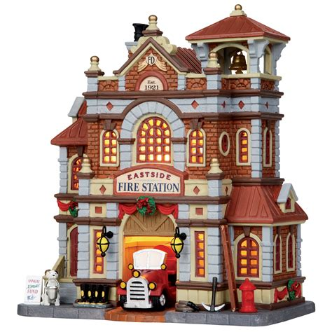 lemax christmas villages lemax caddington carnegie stables lighted building 15267 from sears
