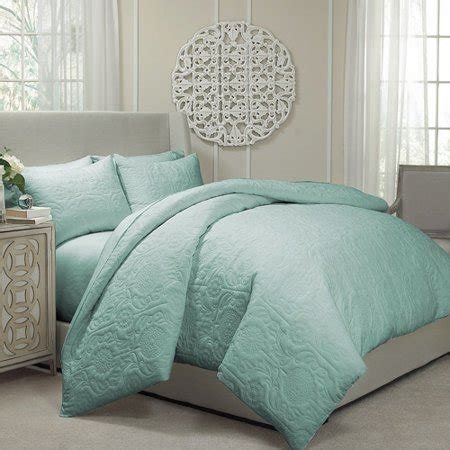 Dkny Dk01 Sea Blue B vue barcelona quilted coverlet and duvet ensemble