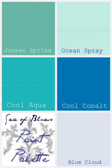 75 best images about inspired paint colors on bathroom color palettes house