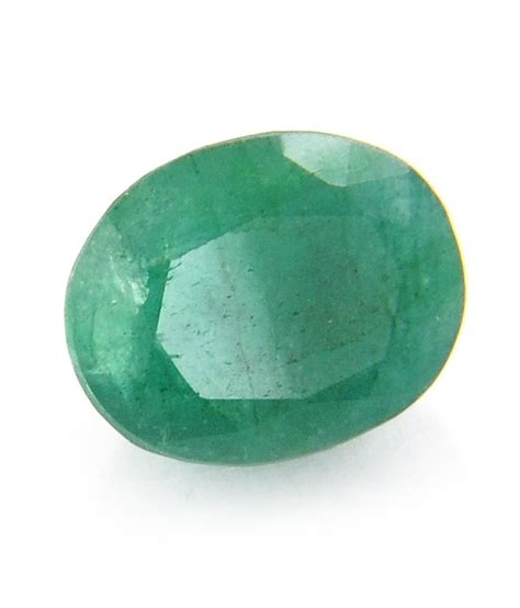 6 80 Ct Emerald Certified 6 25 ratti emerald certified panna buy 6