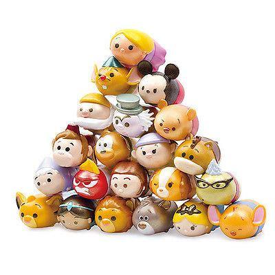 Sale 93 Figure Tsum Tsum Figure Mickey Mouse Goofy Pooh Minnie tsum tsum squishy figures disney rubber choose figures