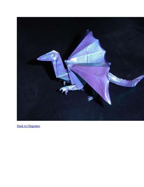 Origami Pegasus Diagram - 17 best images about origami on origami