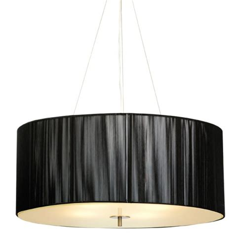 Retail Pendant Lighting Black Silk Pendant Light Pendant Lighting Dwell Retail Limited Findmefurniture