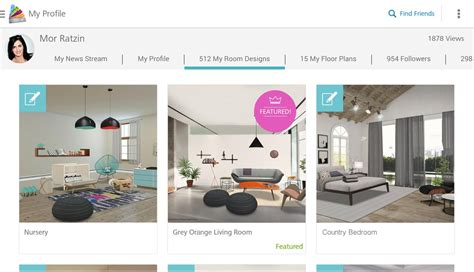 homestyler interior design app helps redecorate interior