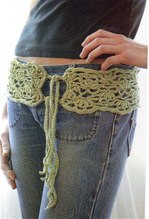 Easy Macrame Belt Patterns - ravelry macram 233 belt pattern by sweaterbabe