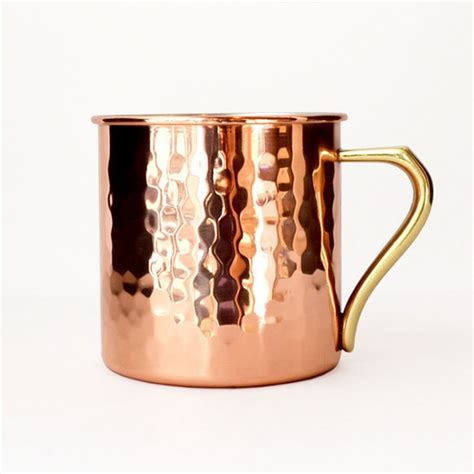 Moscow Mule Mug | the copper gets me every time! | Modern ...