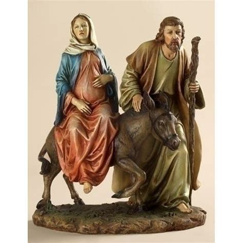 "St. Michael's Books & Gifts   Josephs Studio 10"" La Posada"