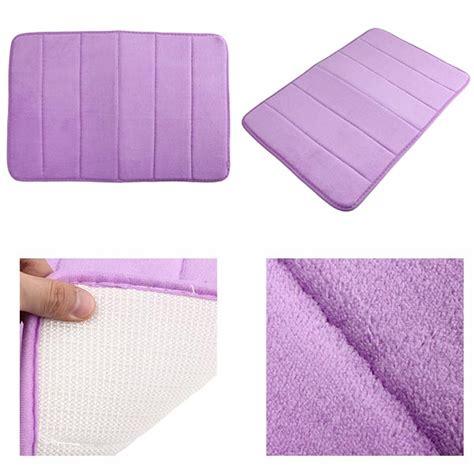 Styrofoam Warna 40x60cm 25 Lembar 40x60cm coral velvet memory foam rug bathroom mat soft non slip floor carpet at banggood