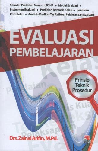 Evaluasi Pembelajaran Prinsip Teknik Dan Prosedur prinsip teknik dan prosedur evaluasi pembelajaran makaryo