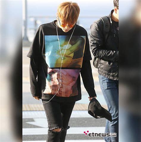 Kaos Bigbang 05 kaos vulgar dan rambut hyunseung jadi sorotan netter