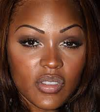 diversite who knew meagan good s perfect eyebrows arent