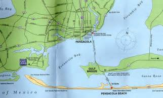 pensacola florida on map map of west coast florida beaches quotes quotes